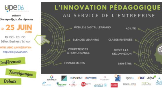 L'innovation pédagogique au service de l'entreprise @ EDHEC Business School
