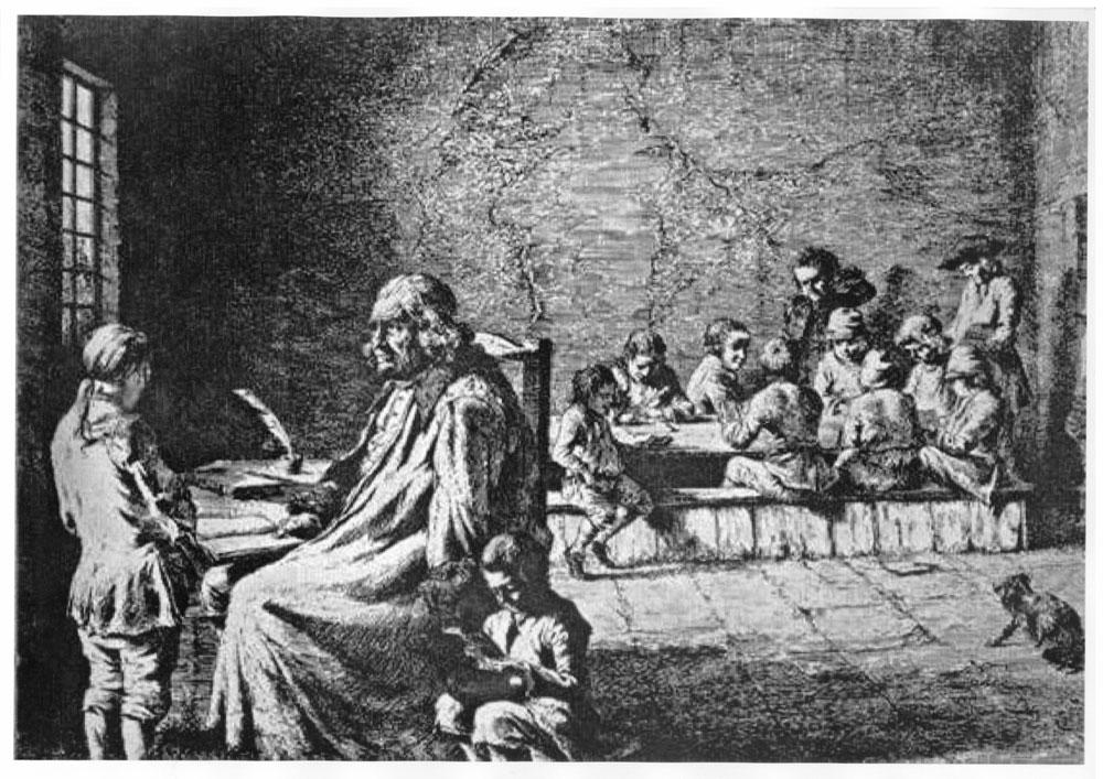 L'enseignement au XVIIe siècle